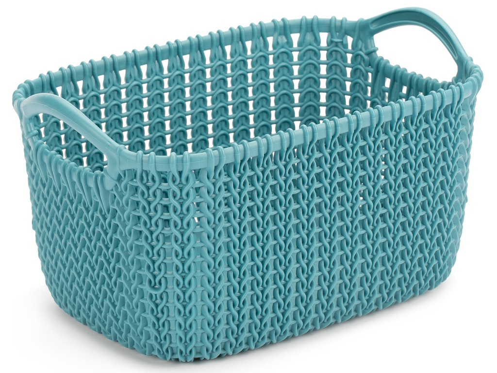 Корзина Curver Knit XS 3L Sea Wave 03675-X65-00