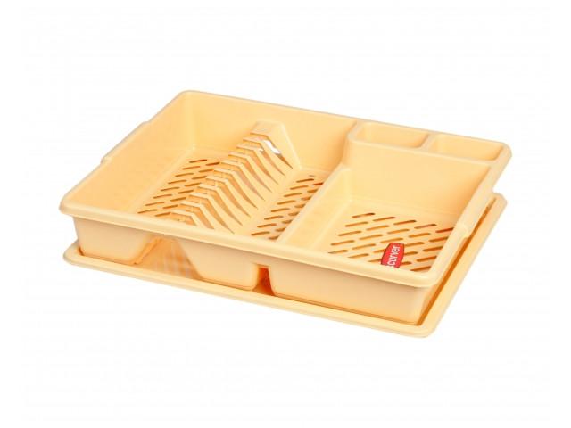 Сушилка для посуды Curver Yellow 13401-244