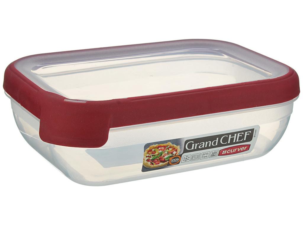 Емкость для морозилки и СВЧ Curver Grand Chef 1.2L 07379-416-03