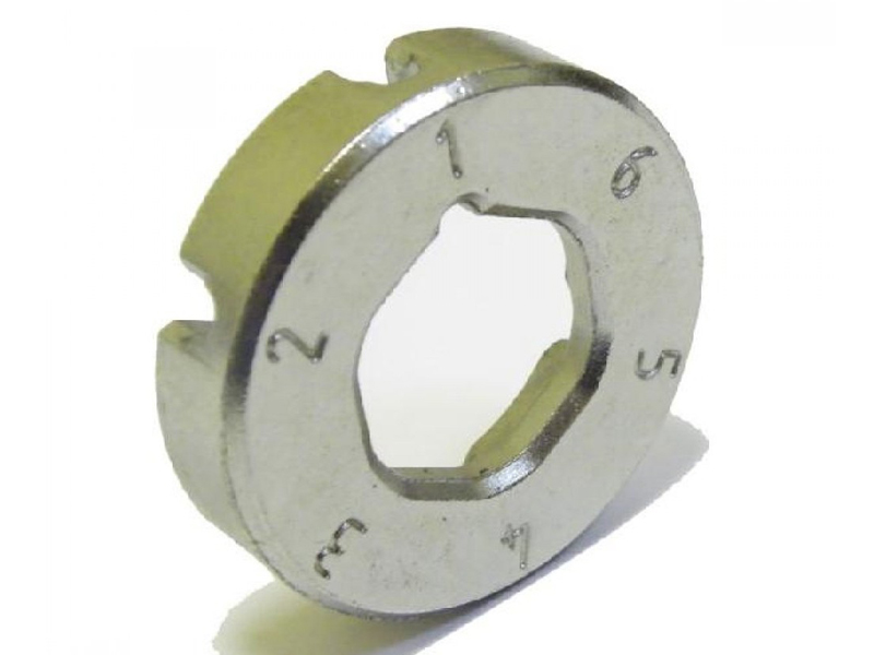 Инструмент Ключ для спиц Bike Hand YC-6A