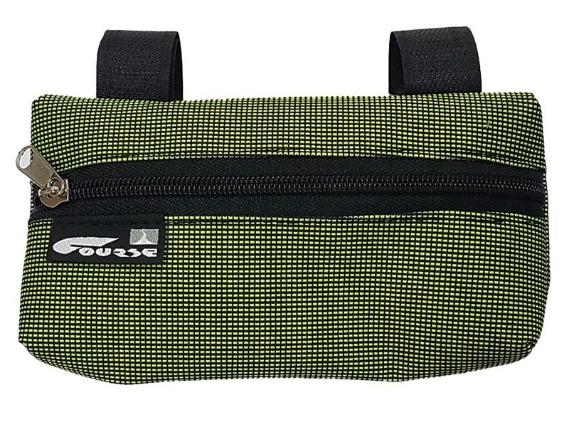 Велосумка Alpine Bags Green вс031.018.1.156
