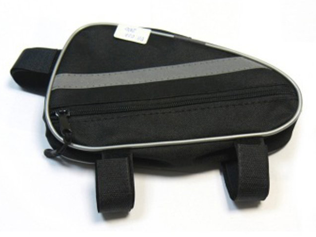 Велосумка Alpine Bags Black вс013.022.200 women genuine leather handbags bag crocodile tote female crossbody shoulder bags women vintage high quality lady top handle bags