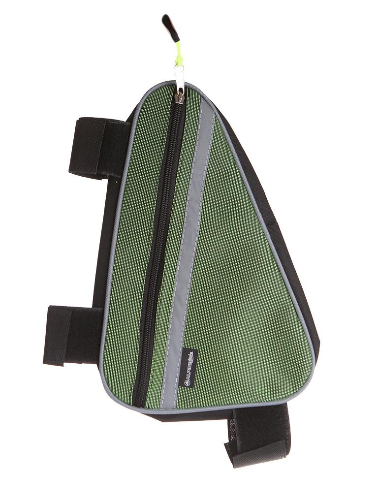 Велосумка Alpine Bags Green вс014.030.156