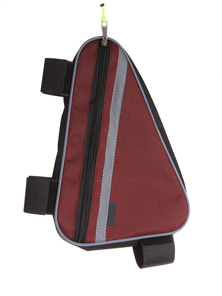 Велосумка Alpine Bags 013.022.Dark Red вс014.030.120