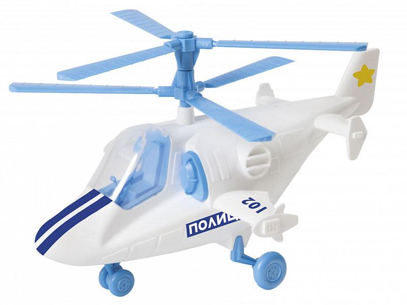 Сборная модель Zvezda Полицейский вертолет 5215