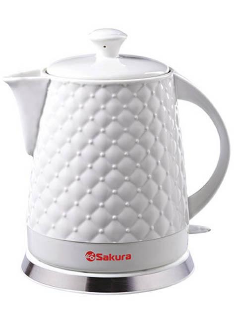 Фото - Чайник Sakura SA-2032P-2 чайник sakura sa 2722bk 2 2l