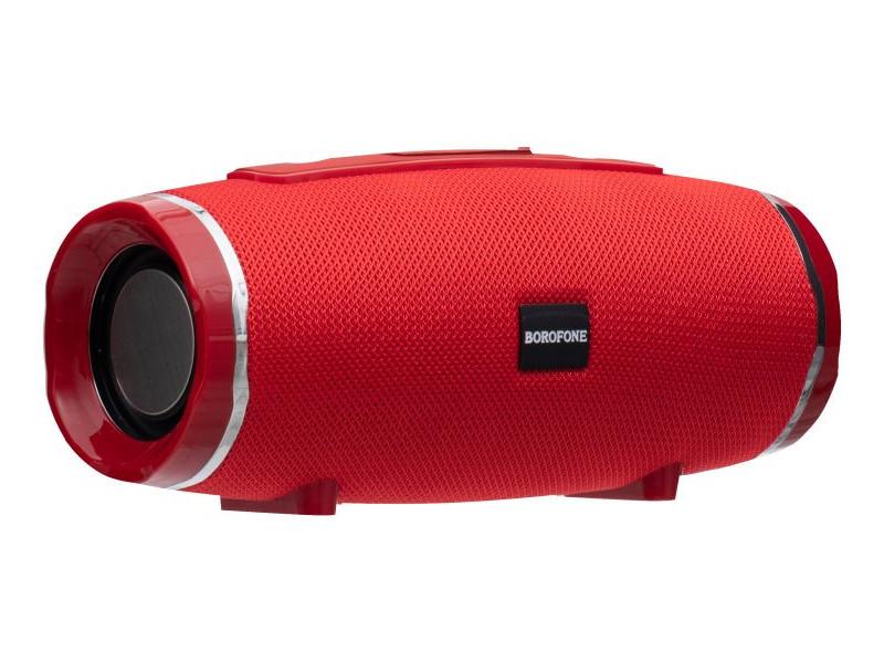 Колонка Borofone BR3 Red