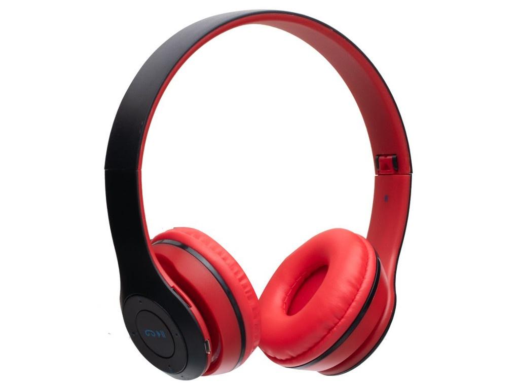 Наушники Borofone BO4 Charming Rhyme Red