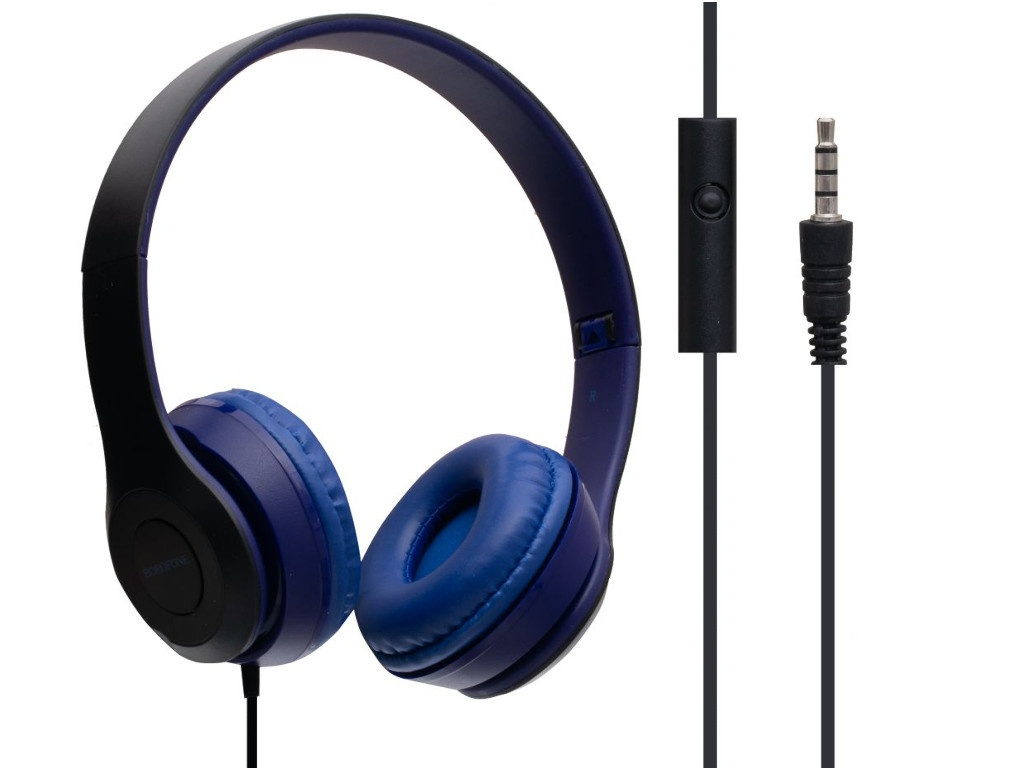 Наушники Borofone BO5 Star Sound Blue