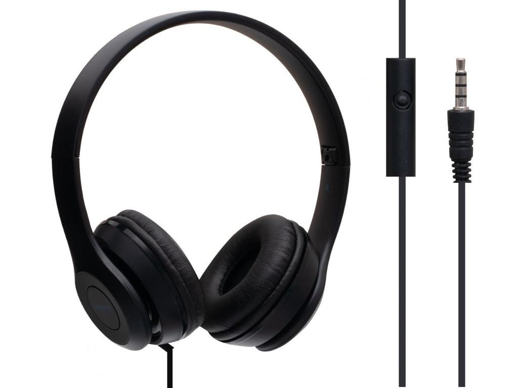 Наушники Borofone BO5 Star Sound Black