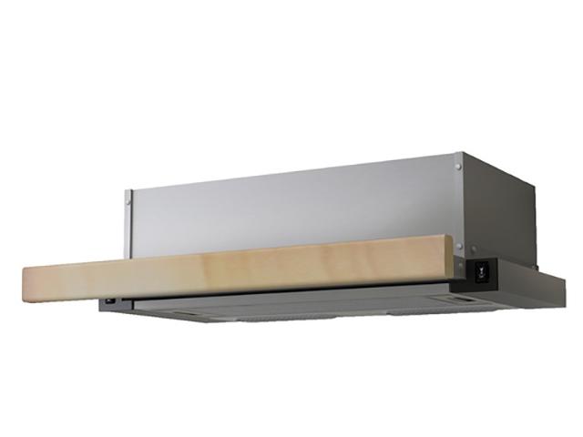 Кухонная вытяжка Lex Hubble 2M 600 Raw Wood