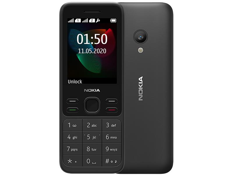 Сотовый телефон Nokia 150 (2020) Dual Sim Black
