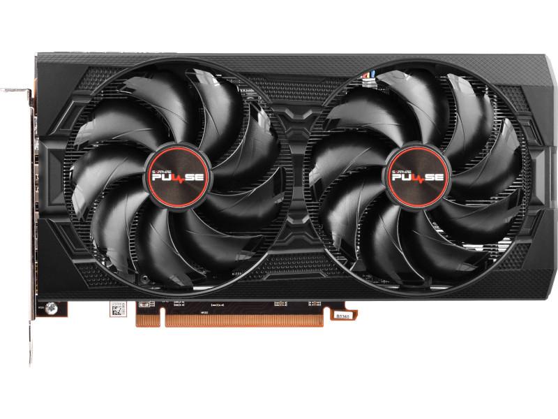 Видеокарта Sapphire Radeon Pulse RX 5500 XT 8G OC 1284Mhz PCI-E 3.0 8192Mb 14000Mhz 128 bit HDMI 3xDP HDCP 11295-01-20G Выгодный набор + серт. 200Р!!!