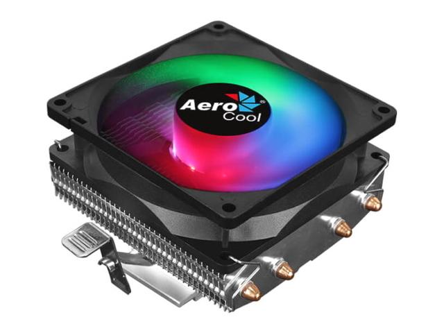 Кулер AeroCool Air Frost 4 FRGB 4710562750201 (Intel 115X/775/2066/2011 AMD FM1/FM2/AM4/AM2+/AM2)