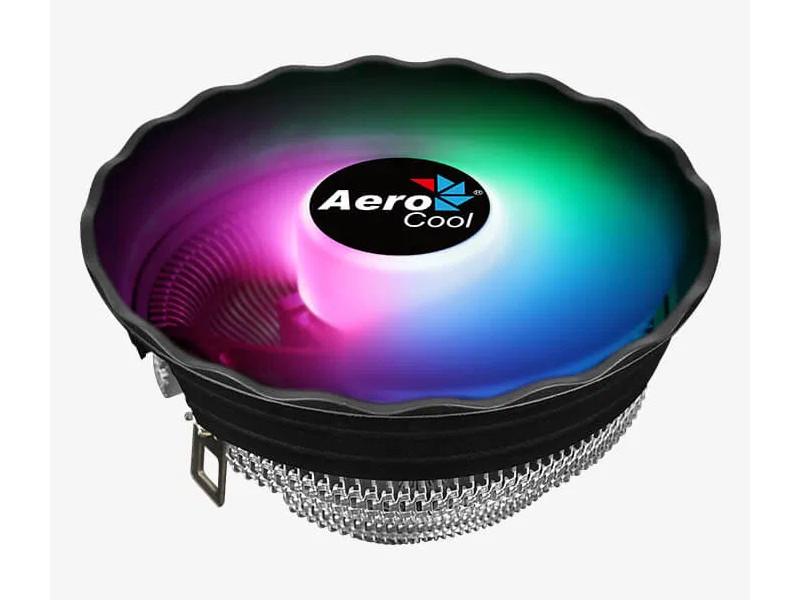 Кулер AeroCool Air Frost Plus FRGB 4710562750188 (Intel 775/1155/1156/1150/1151 AMD AM2/AM2+/AM3/AM3+/FM1/FM2/AM4) система водяного охлаждения corsair h60 s1155 1156 1151 s2066 s2011 am2 am3 am3 am3 cw 9060036 ww ret