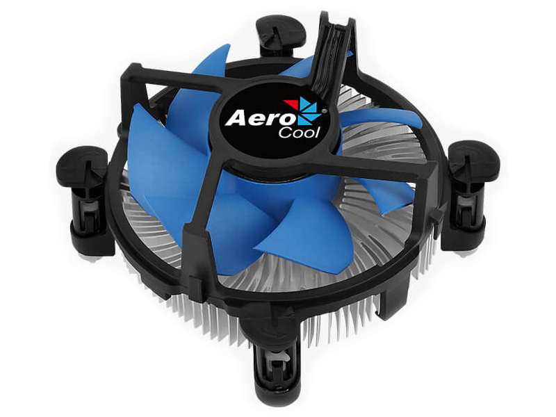 Кулер AeroCool BAS B9S 4713105962918 (Intel 1155/1156/1150/1151)
