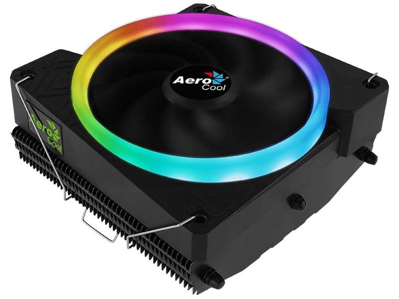 Кулер AeroCool Cylon 3 ARGB 4710562750225 (Intel 775/1150/1151/1155/1156 AMD FM1/FM2/AM2/AM3/AM4)