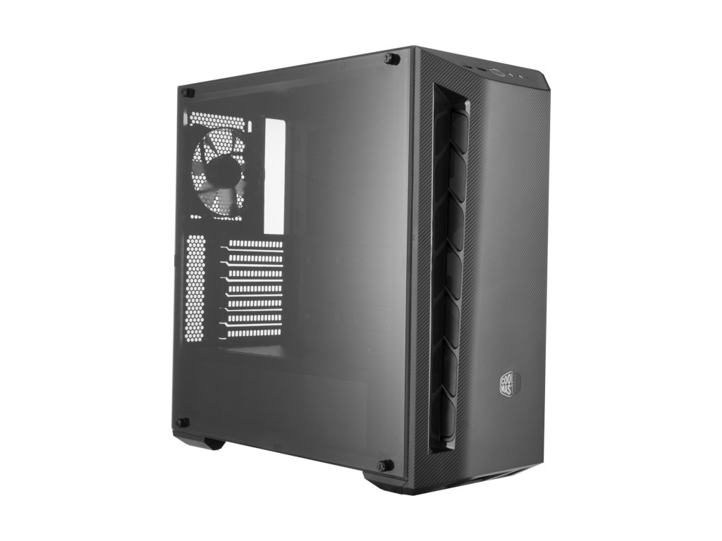 Корпус Cooler Master Case MasterBox MB510L w/o PSU Black MCB-B510L-KANN-S01