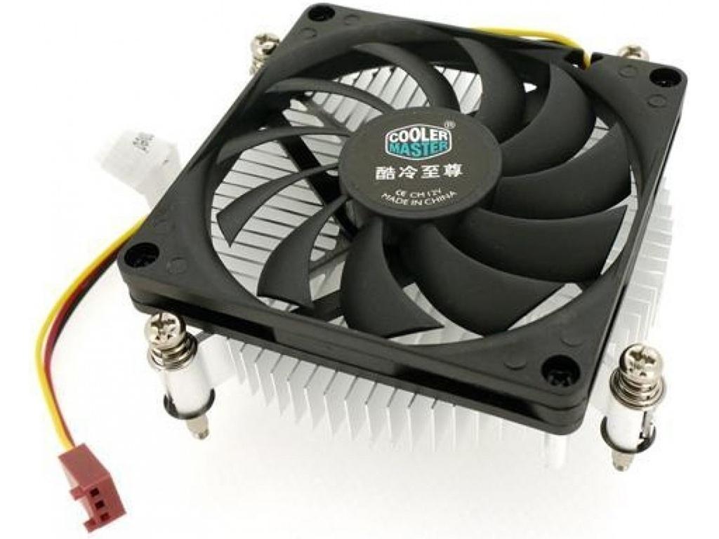 Кулер Cooler Master H115 DP6-8D1SA-B1 (Intel LGA1151/1150/1155/1156)