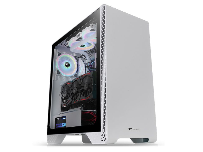 Корпус Thermaltake Case Tt S300 TG CA-1P5-00M6WN-00