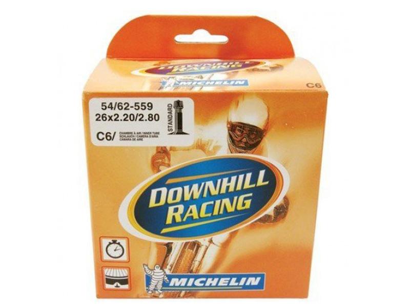 Велокамера Michelin Downhill Racing C6 26x2.125/2.4 MIC_018944