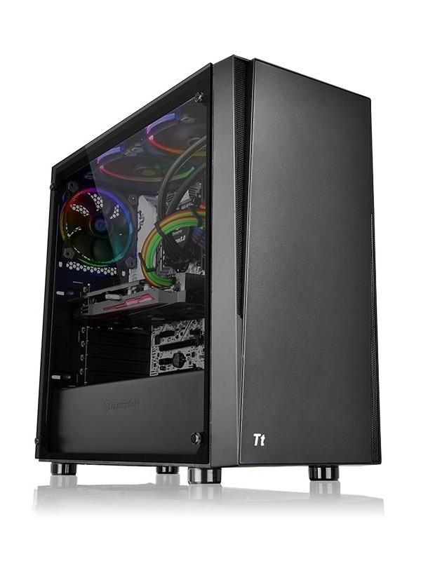 Корпус Thermaltake Case Tt Versa J21 TG CA-1K1-00M1WN-00