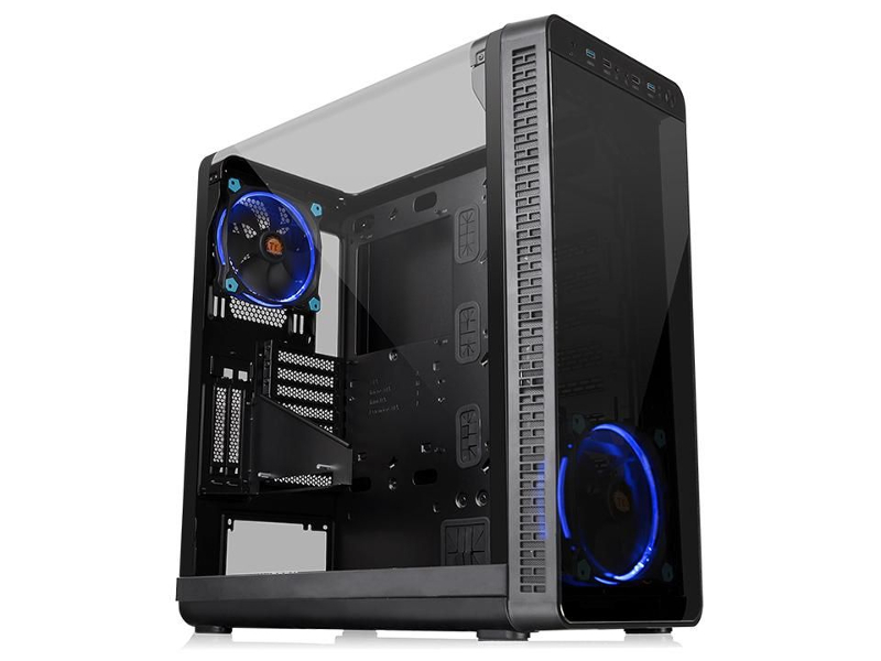 цена на Корпус Thermaltake Case Tt View 37 CA-1J7-00M1WN-00