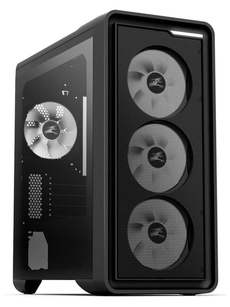 Корпус Zalman Minitower M3 Plus без БП Black