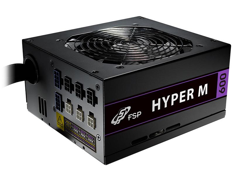 Блок питания FSP Hyper MF 600 MS 600W PPA6003807