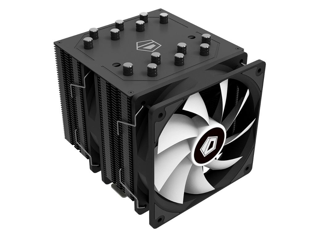 Кулер ID-Cooling SE-207 Black (Intel LGA2066/2011/1200/1150/1151/1155/1156 AMD AM4/FM2+/FM2/FM1/AM3+/AM3/AM2+/AM2) кулер pccooler gi x5r intel lga775 lga1150 1151 1155 1156 amd am2 am2 am3 am3 fm1 am4 fm2 fm2