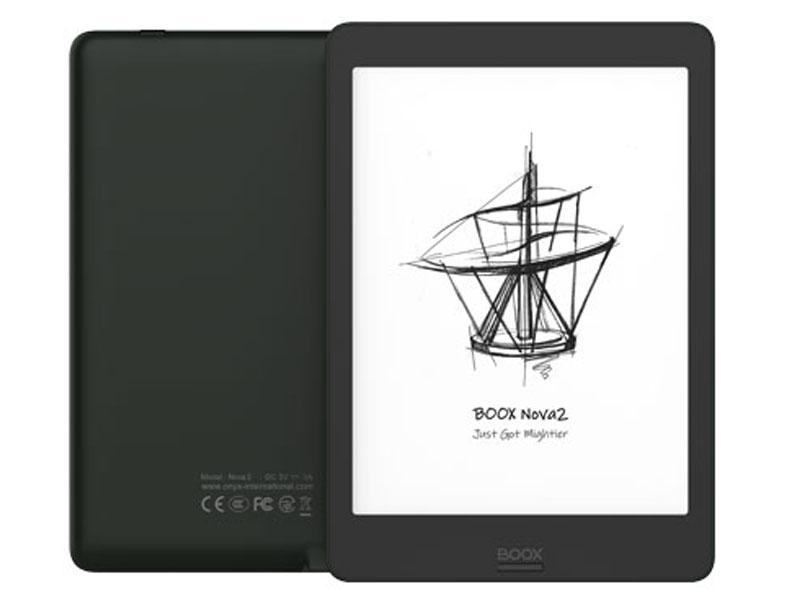 Электронная книга Onyx Boox Nova 2 Black