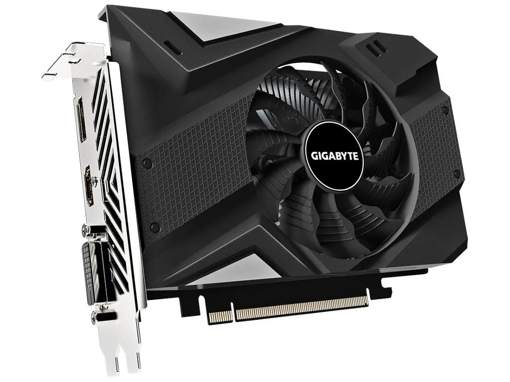 Видеокарта GigaByte GeForce GTX 1650 D6 OC 4G 1635MHz PCI-E 3.0 4096Mb 12000Mhz 128-bit DP HDMI DVI-D GV-N1656OC-4GD