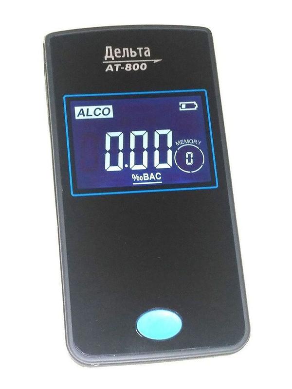 Алкотестер Дельта АТ-800 алкотестер дельта ат 200