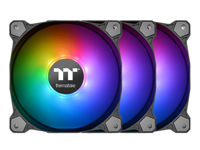 Вентилятор Thermaltake Pure 14 ARGB Sync Radiator Fan TT Premium Edition (3-Fan Pack)