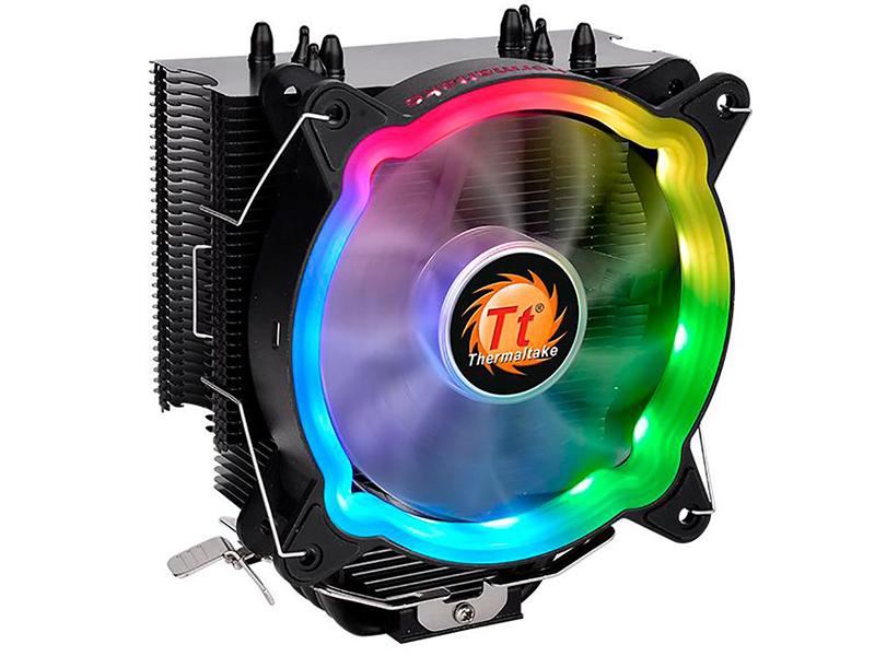 цена на Кулер Thermaltake UX200 ARGB CL-P065-AL12SW-A (Intel LGA 1156/1155/1151/1150/775// AMD AM4/FM2/FM1/AM3+/AM3/AM2+/AM2)