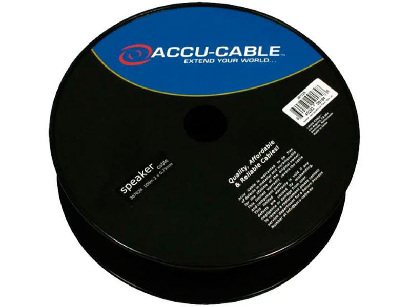 Акустический кабель American Dj AC-SC2-0,75/100R