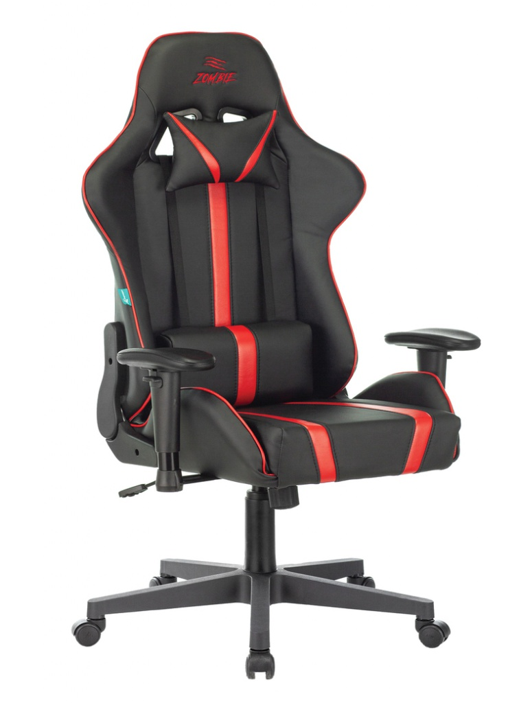 Компьютерное кресло БюрократViking Zombie A4 Red 1366280