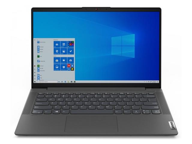 Ноутбук Lenovo IdeaPad 5 14IIL05 Grey 81YH0065RK (Intel Core i3-1005G1 1.2 GHz/8192Mb/512Gb SSD/Intel HD Graphics/Wi-Fi/Bluetooth/Cam/14.0/1920x1080/DOS)