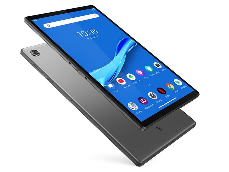 Фото - Планшет Lenovo Tab M10 Plus TB-X606F Iron Grey ZA5T0236RU (MediaTek Helio P22T 2.3 GHz/4096Mb/128Gb/Wi-Fi/Bluetooth/Cam/10.3/1920x1200/Android Pie) планшет lenovo tab m10 plus tb x606f 32gb 2020 серый
