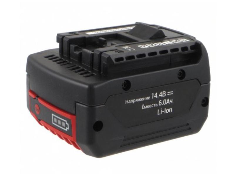Аккумулятор ЗАРЯД ЛИБ 1460 БШ-С 14.4V 6.0Ah Li-Ion 6126487 заряд либ 1020 мк п 10 8 в 2 а·ч