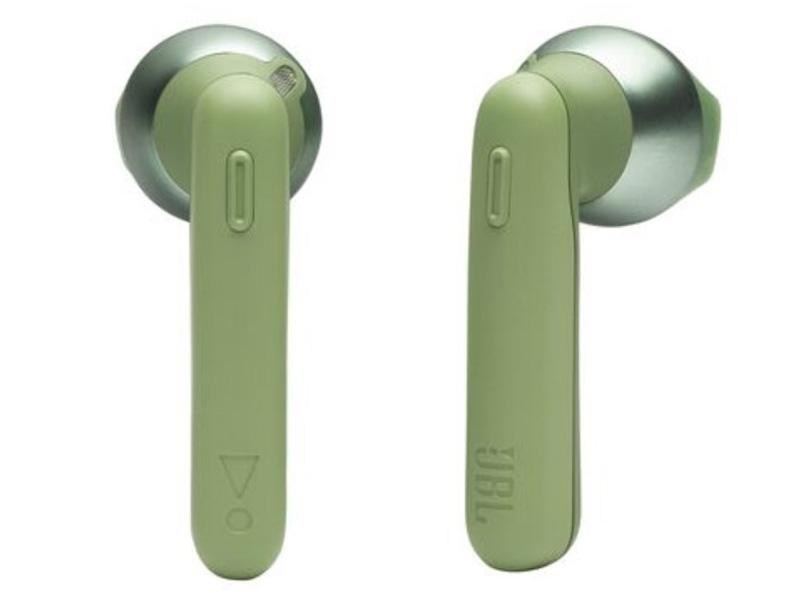 Наушники JBL Tune 220TWS Green JBLT220TWSGRN