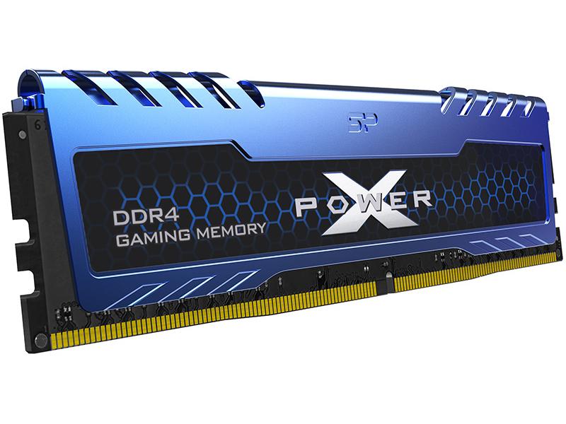 Модуль памяти Silicon Power Xpower Turbine DDR4 DIMM 2666Mhz PC-21300 CL16 - 8Gb SP008GXLZU266BSA