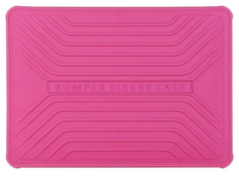 Чехол-конверт 15.4-inch Wiwu Voyage Laptop Sleeve Pink 6957815503674