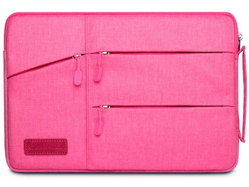 Сумка-чехол 12.0-inch Wiwu Gent Sleeve Pink 6957815503865