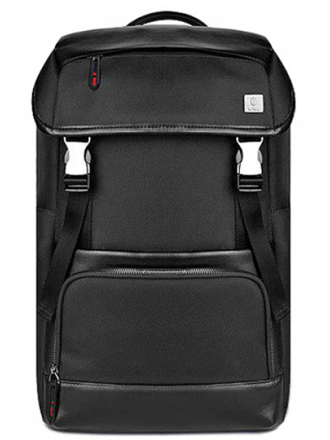 Рюкзак Wiwu Mission Backpack Black 6957815510399