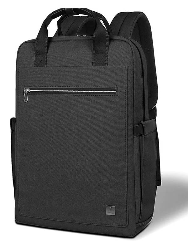 Рюкзак Wiwu Pioneer Backpack Pro Black 6957815514014