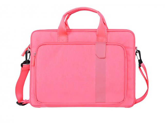 Сумка 15.6-inch Wiwu Decompression Handbag Pink 6957815509690