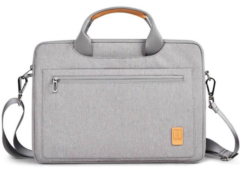 Сумка 15.4-inch Wiwu Pioneer Handbag Grey 6957815512355
