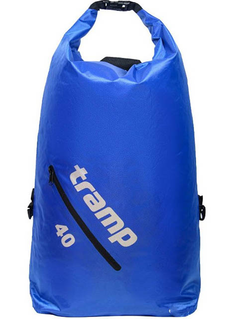 Гермомешок Tramp Diamond Rip-Stop TRA-257 40L Blue