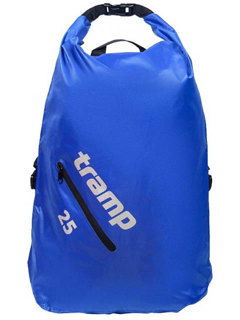 Гермомешок Tramp Diamond Rip-Stop TRA-256 25L Blue гермомешок tramp diamond ripstop tra 110 5l orange
